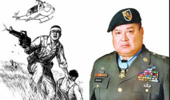 Man Awarded Nation's Highest Honor…For Meeting a Deadline