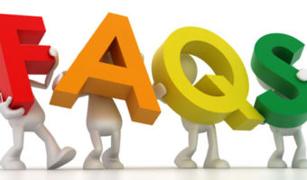 Frequently Asked Questions in Customer Service