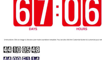 DeadlineFunnel Countdown Timer – Ways To Customize