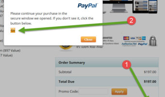 How A Customer Can Pay Via PayPal