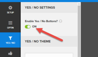 How To Create Popup Without Optin Form, But Redirecting To URL