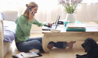5 Secrets To Effectively Work From Home