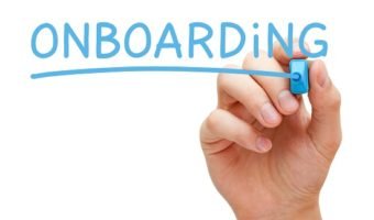 Onboarding Training Requirements