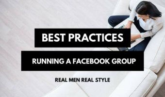 Best Practices For Running Your Facebook Group – Checklist