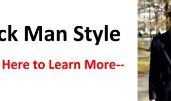 Black Man Style Process