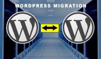 How to Recover a website after migrating it to a new Hosting Provider