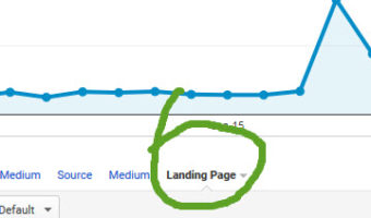 How To Find Traffic To A Specific Page in Google Analytics